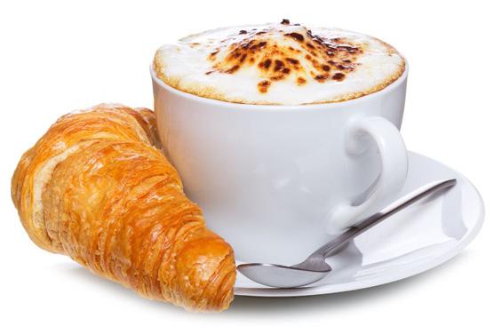 Вкусни мекички кроасани за појадок