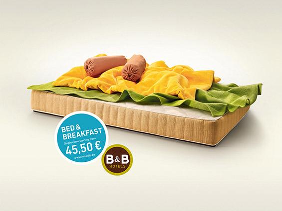 Најдобрата хотелска маркетинг кампања за ноќевање со појадок