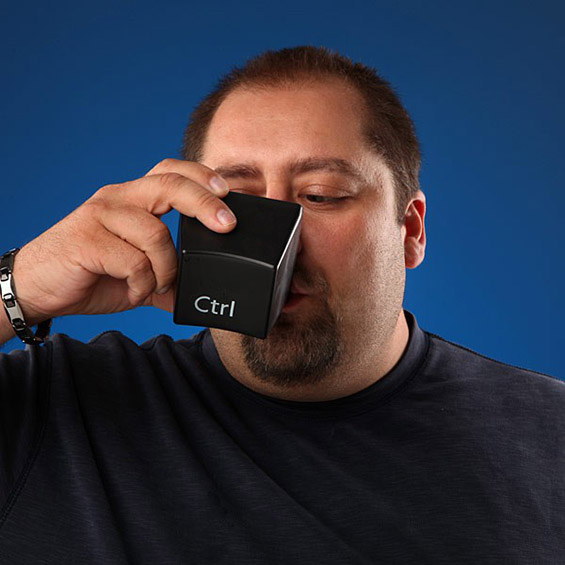 "Чаши за кафе ""Ctrl-Alt-Del"""