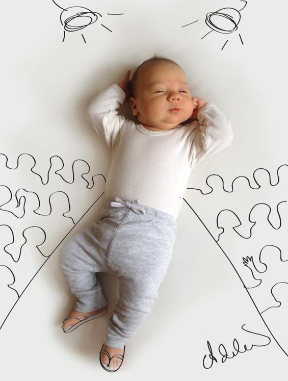 Соништата на едно бебенце