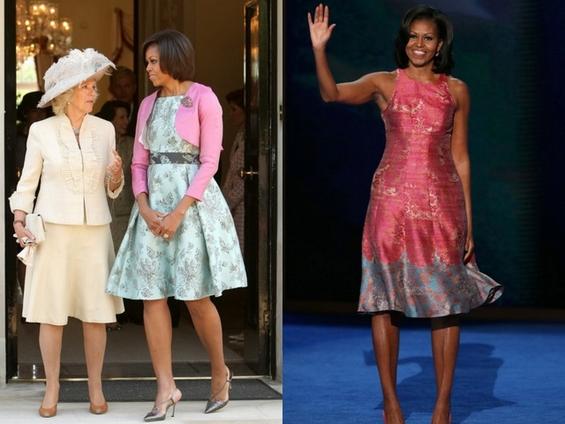 Женствениот и елегантен стил на првата дама на Америка