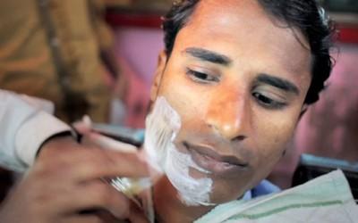 На бербер во Индија