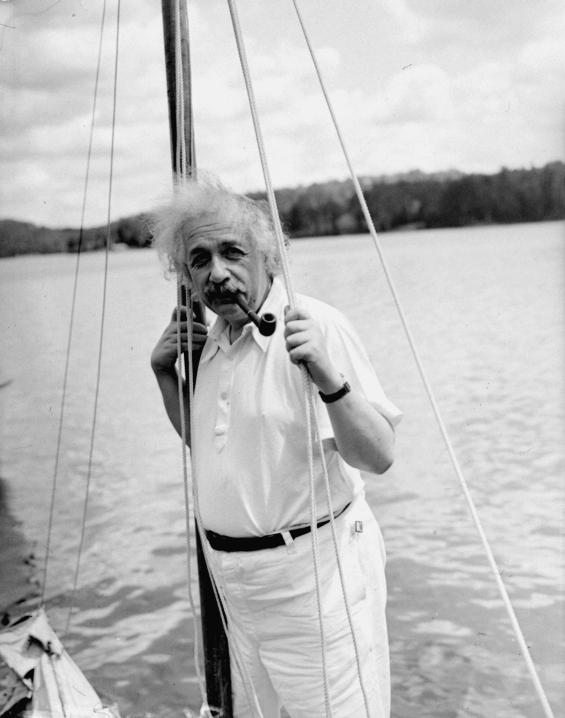 10 неверојатни факти за Алберт Ајнштајн