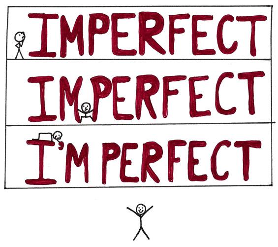 Сите ние сме совршено несовршени