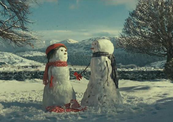 Снешко во слатка мисија