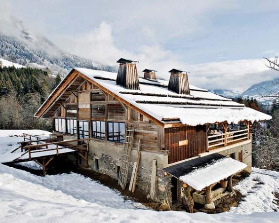 Префинето боемско прибежиште на Алпите