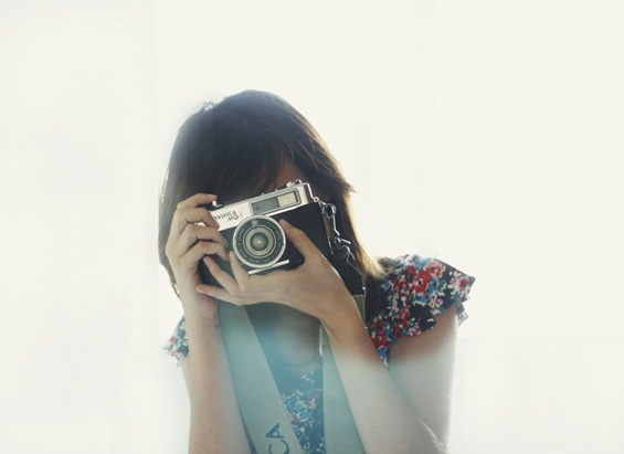 Прекрасни, интимни портрети на млада фотографка