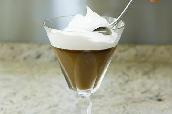 Кафе-крем со многу чоколадо