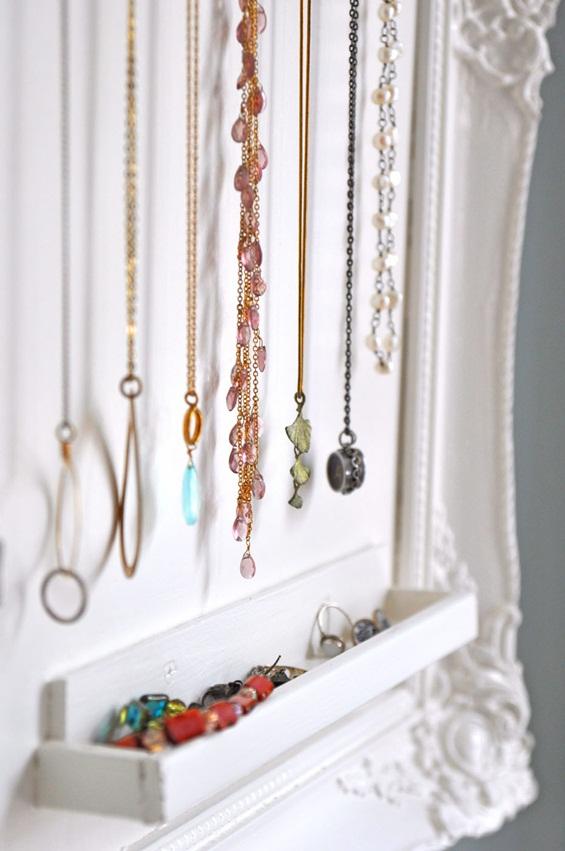 Креативен начин за организирање на вашиот накит