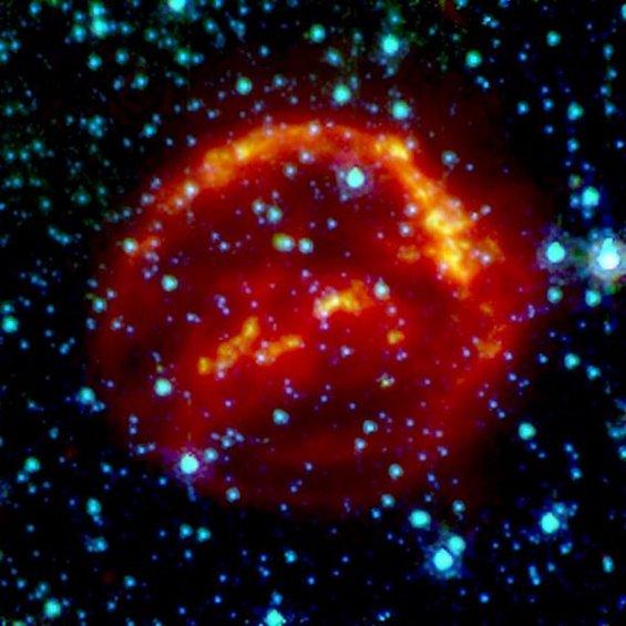 Спектакуларни ѕвездени експлозии