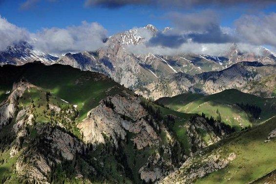 Убавините на Киргистан
