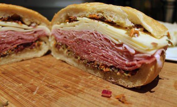Гурмански супер сендвич