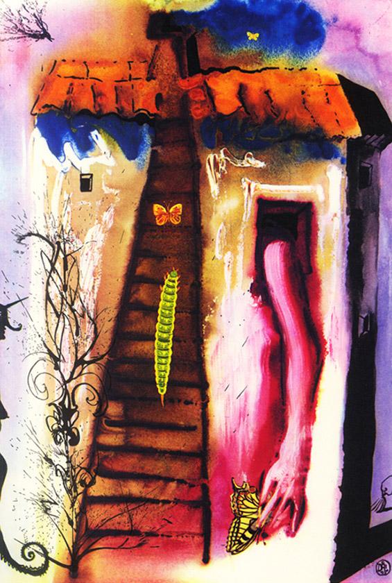 Салвадор Дали нè води во земјата на чудата на Алиса