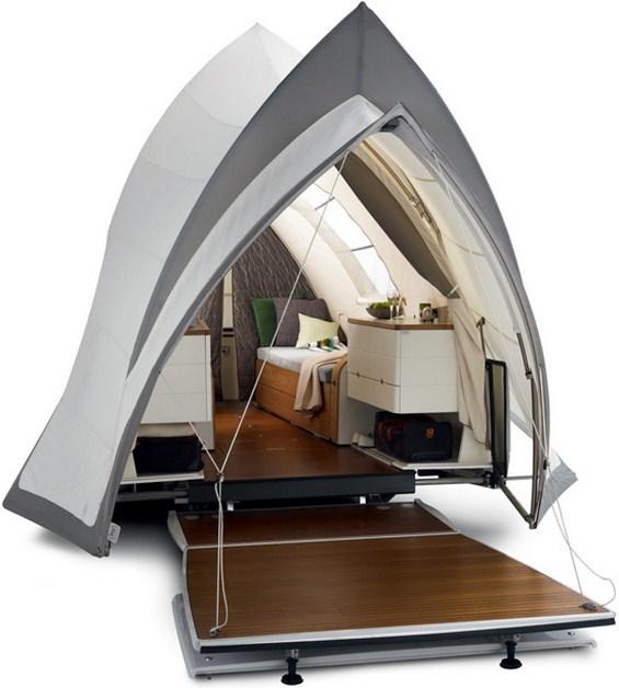 Совршената камп-приколка