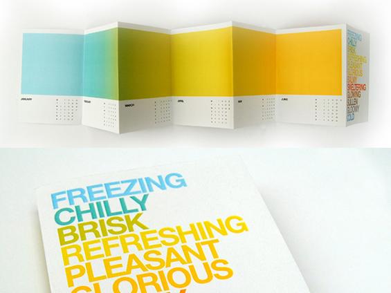 Иновативни дизајни за календари