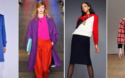 Модните трендови од Лондонската недела на модата-2013