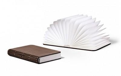 Моќна ламба во форма на книга