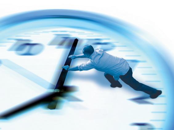 Пронајдете време за битните работи