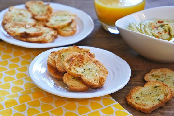 Крцкав чипс од француско лепче