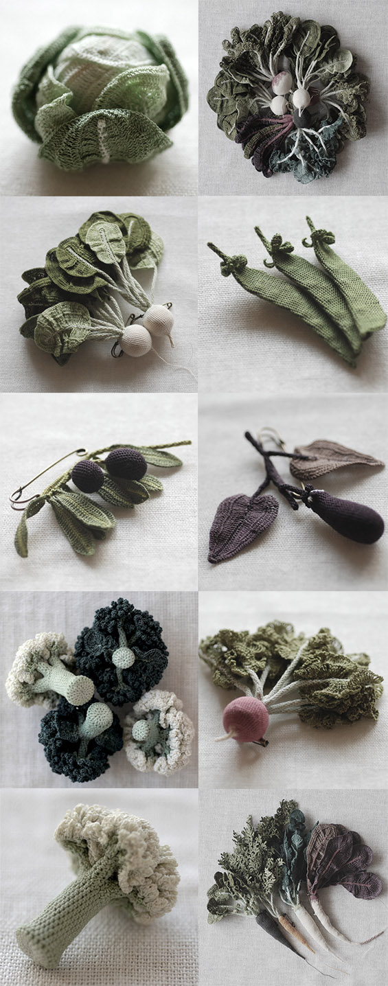Плетен зеленчук