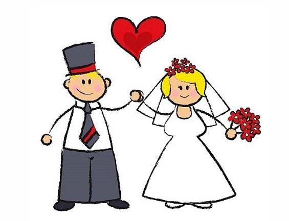 Забавна, но застрашувачка брачна статистика