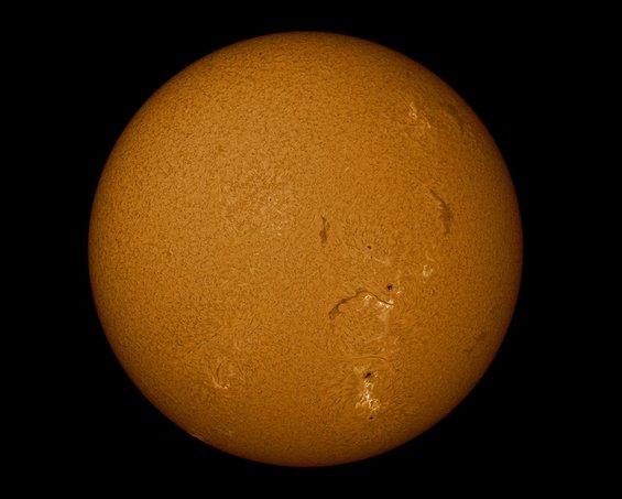 Фотографии од Сонцето кои ќе ве заслепат