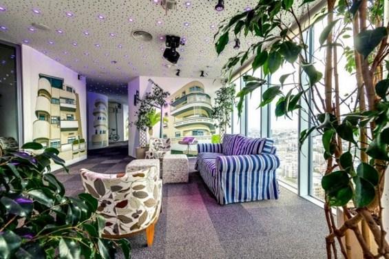 Прекрасните канцеларии на Гугл во Израел
