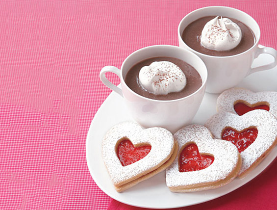 Медени срциња за Св. Валентин