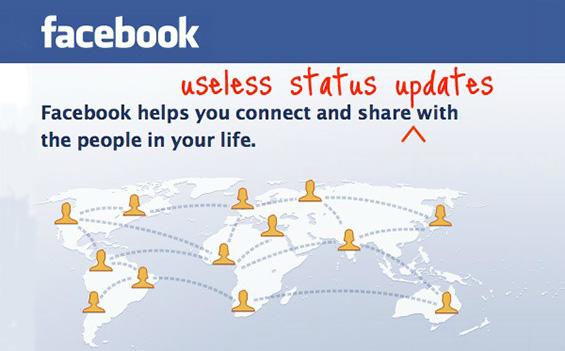 Што прават очајните по внимание на Фејсбук?