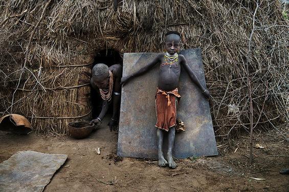 Најтрошните куќички во кои живеат луѓето во светот
