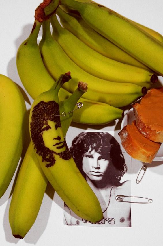 Уметност од оксидирани банани