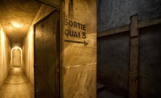 Нацистички бункер во подземјето на Париз
