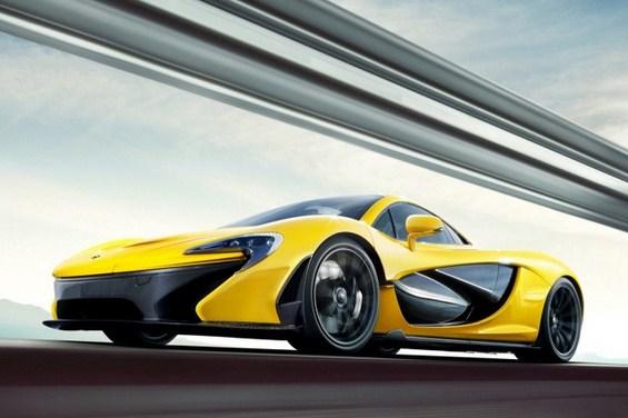 """Новиот фантастичен спортски автомобил на """"Мекларен"""""""