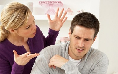 7 основни правила за кавга со жена