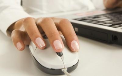 Колку калории трошиме кликајќи на глувчето?