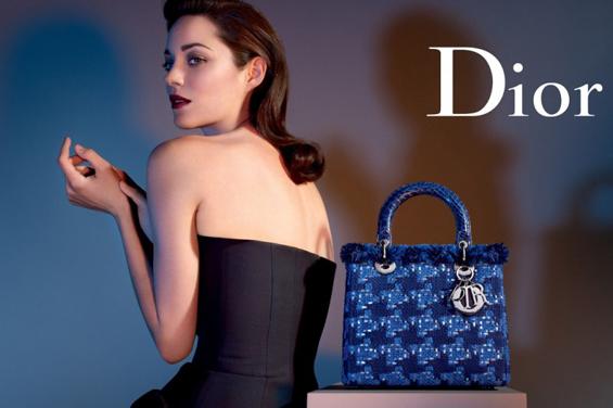 Новата колекција на чанти Lady Dior пролет/лето 2013