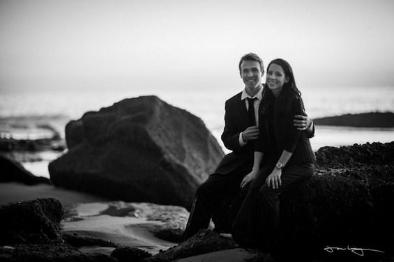 Џиновски бран спречил романтичен предлог за брак