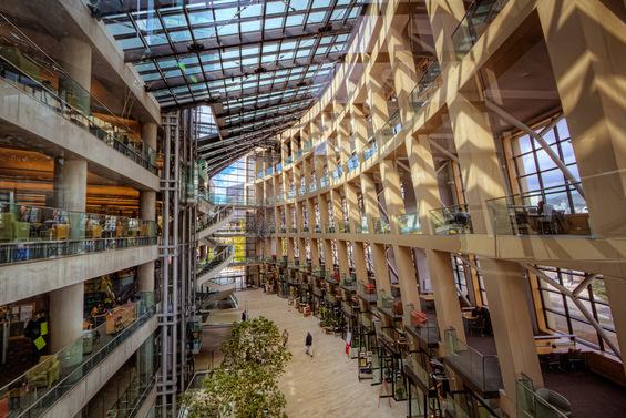 Најубавите библиотеки во светот
