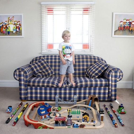 Со какви играчки си играат дечињата ширум светот?
