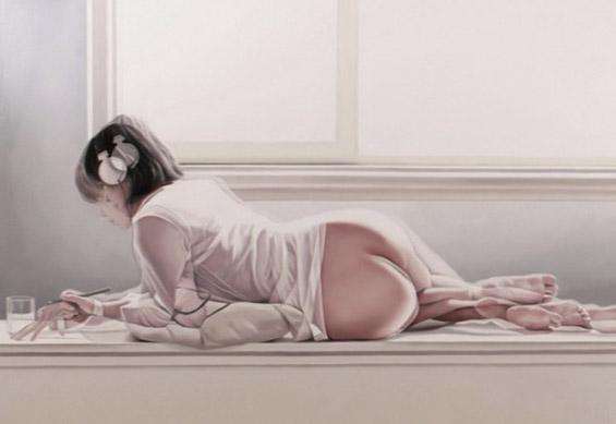 Провокативно насликани девојки кои ќе ви го зашеметат видот
