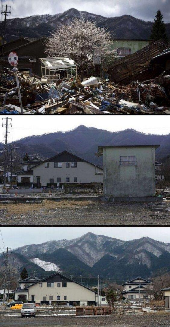 Ситуацијата две години по цунамито во Јапонија