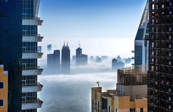 Дубаи - градот над облаците