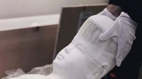 Хипнотизирачки скулптури од хартија