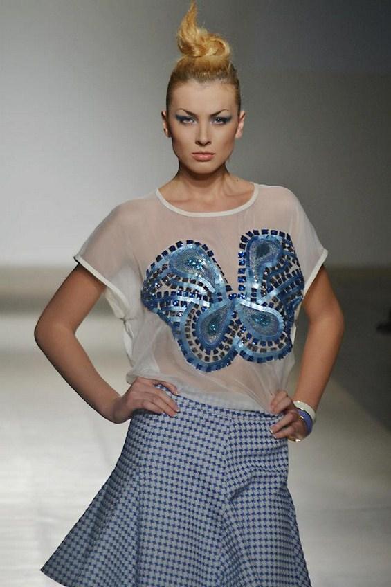 Руска приказна на Модната недела во Скопје