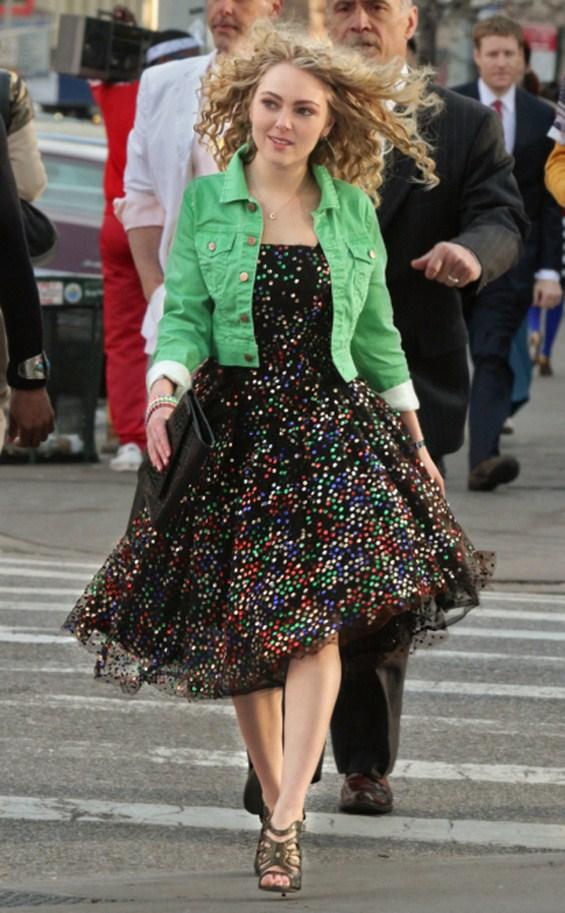 ТВ серија: Дневниците на Кери (The Carrie Diaries)