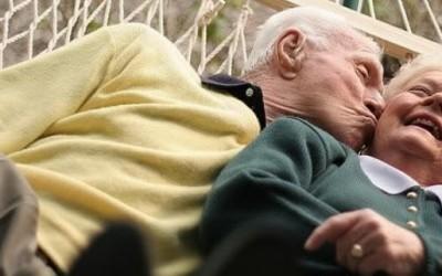 Стареењето можеби и не е толку лошо...