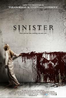 Филм: Злокобен (Sinister)