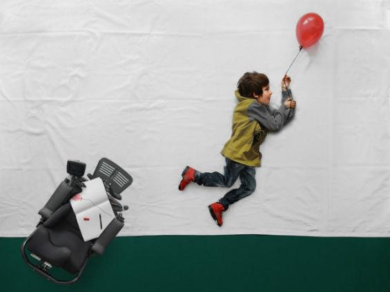 Малиот принц - фотосесија на соништата