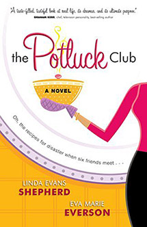 "Книга: ""Готварскиот клуб"" - Линда Шепард и Ив Еверсон"
