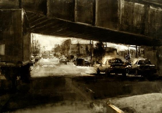 Мистични пејзажи од урбаните и мрачни улици